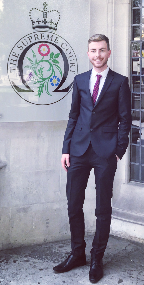 Gildeas Trainee Solicitor Sean Folan